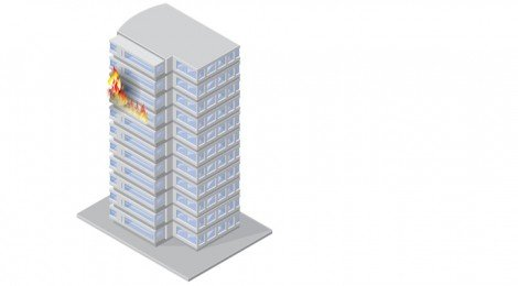 Condo Apartment Building Fire Protection